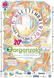 20^ Sagra Nazionale del Gorgonzola @ Gorgonzola