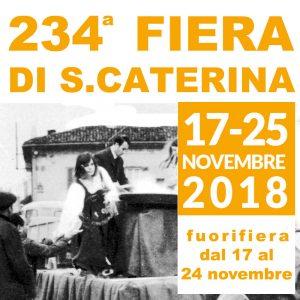 234a fiera di Santa Caterina