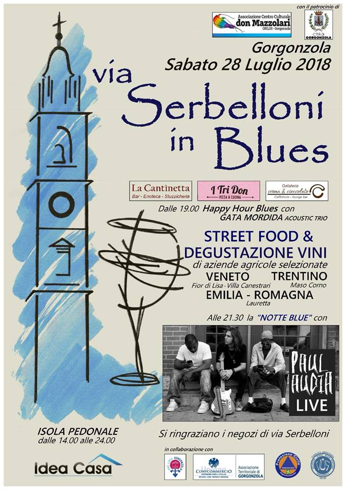 Serbelloni in blues