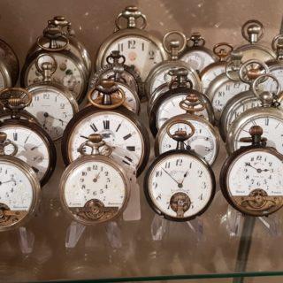 Orologi in fiera