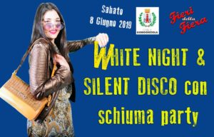 2a White night and silent disco @ Centro Storico