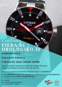2^ Fiera di Orologiko.it @ Palazzo Pirola