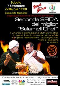 II Salamell Chef - la sfida continua @ Piazza della Repubblica