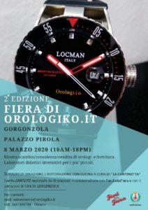 Orologiko - 2° fiera dell'orologio a palazzo Pirola @ gorgonzola